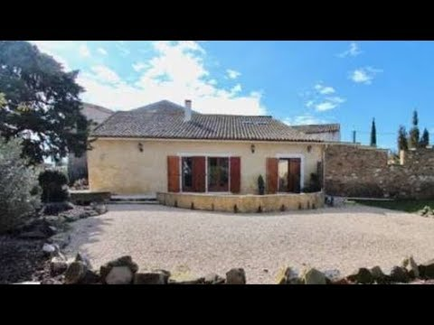 Narbonne area - Old wine warehouse successfully renovated for sale