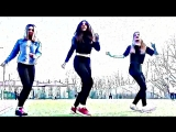 Jennifer Lopez - Jenny From The Block (Serj Kovalski& Grakk Remix)\\Shuffle Dance Video