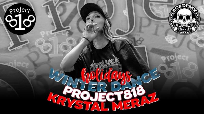 AOV Krystal Meraz ❄ WDH19 ❄ Winter Dance Holidays 2019 ❄ DAY 02 ❄ Hype, Disto