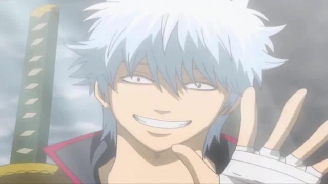 Gintama Гинтама Demon`s Smile