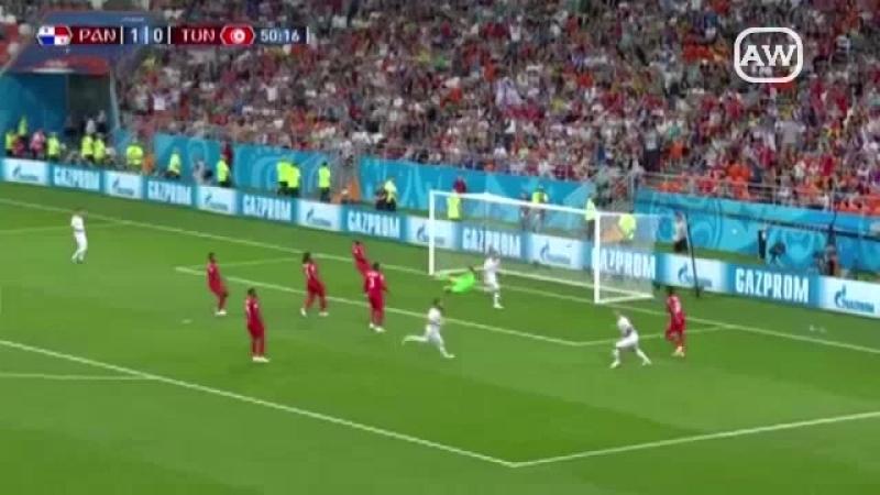 Panamá 1-2 Túnez (Grupo G - Fecha 3 - Mundial Rusia 2018)