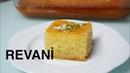 Muhteşem lezzetli tam kıvamında garantili Revani tarifi / bayram tatlısı/ şerbetli tatlılar