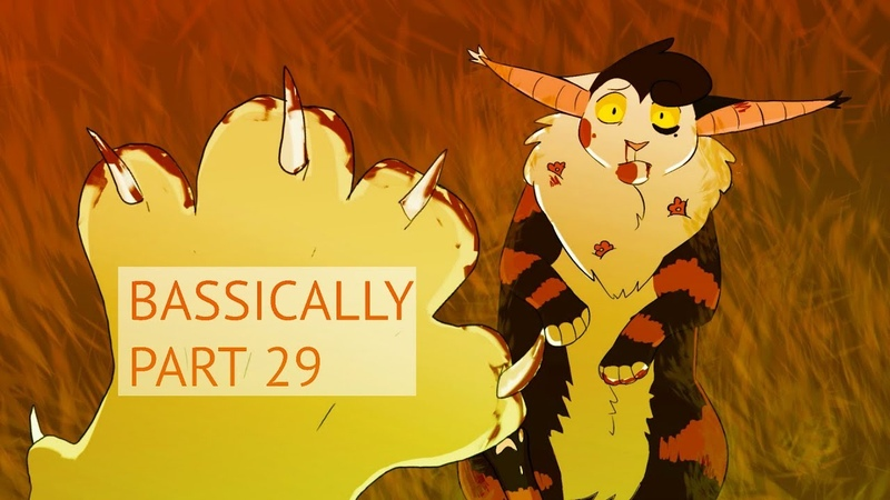 Bassically/Evil Spottedleaf AU (Warriors MAP) Part 29 Process