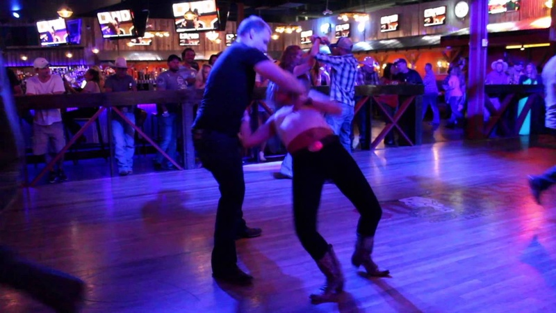 Country Swing Dancing: Spins, Dips and Flips