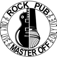Логотип MASTER.OFF / Музыка / Пиво / Бар в Обнинске
