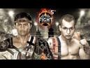 Buakaw Banchamek vs. Michael Krčmář - All star fight in Prague 2018 Muay Thai