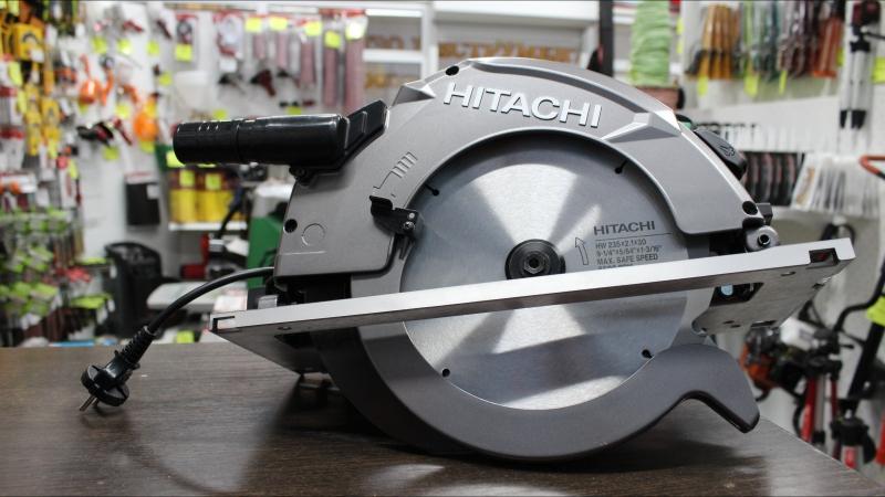Ручная циркулярная пила Hitachi C9U3