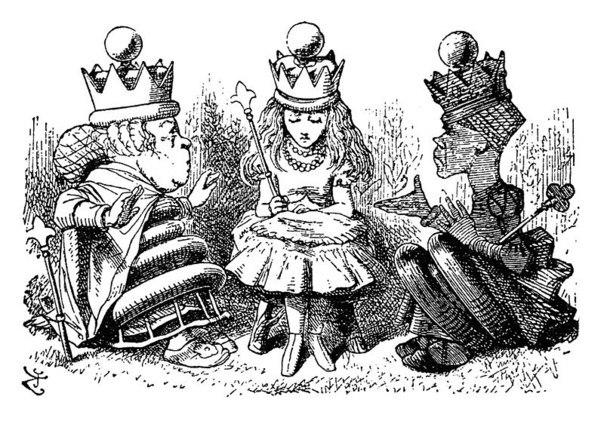 Алиса в Стране чудес и в Зазеркалье (Льюис Кэрролл)