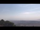 Колокольный звон на вершине горы Фавор. Высота 588 метров над уровнем моря.
