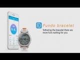 NO1 F3 IP68 Waterproof long standby time bluetooth 40 smartwatch