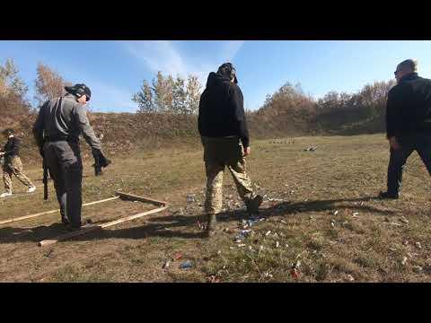 Дуэльная стрельба Журавлев Баранов (квалификация)