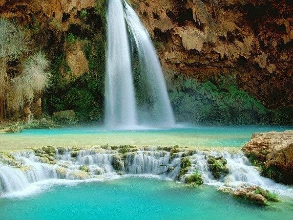 Havasu's falls, Arizona
