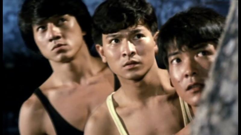 Jackie Chan Sammo Hung Yuen Biao Winners and Sinners