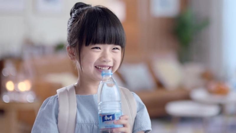 [中国大陆广告] 康师傅包装饮用水广告新版 2018年