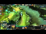 Weplay D2L grand final: NaVI vs Alliance game 1