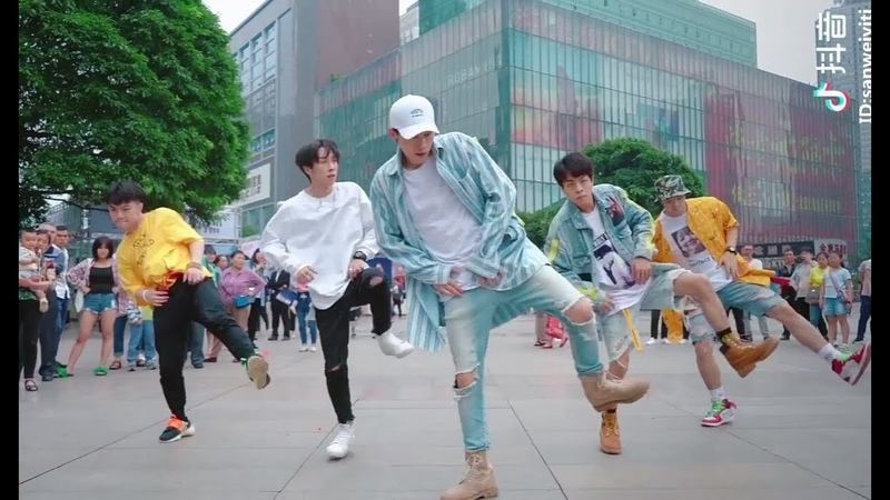 Trở lại với BUQI nhóm Dance nổi nhất hiện nay   Tik Tok TQ