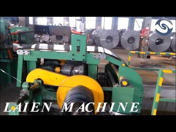 Hydraulic slitting line machine,metal slitter made in China