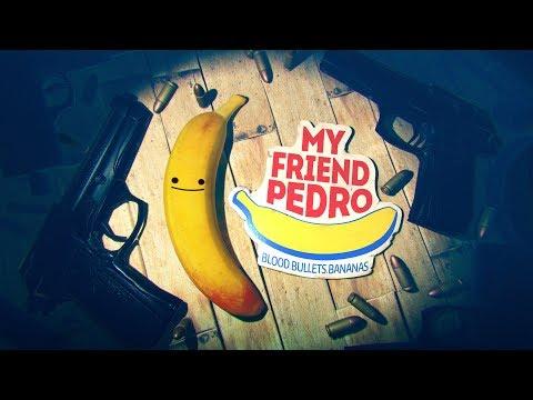My Friend Pedro Bananas Trailer