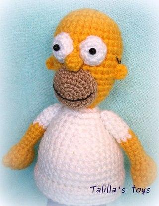 Гомер Симпсон!