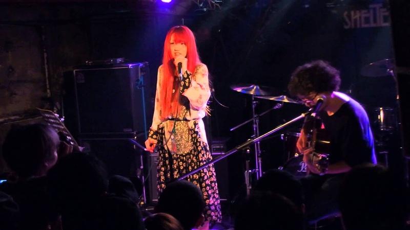 2015/10/17 『before』/望月かなみ(solo)@下北沢shelter カナミル生誕