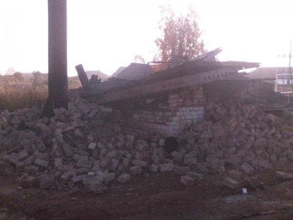 взрыв в кировской области фото