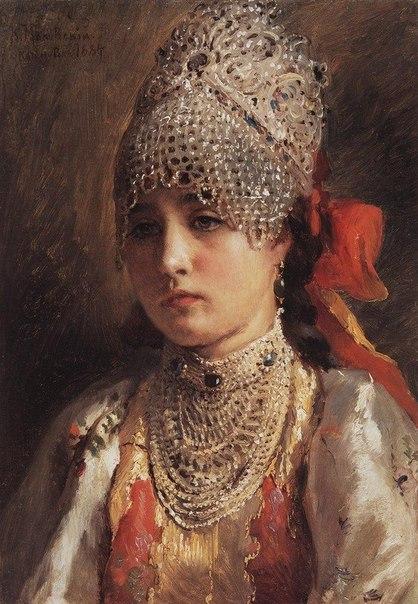 русские женщины для знакомства картин