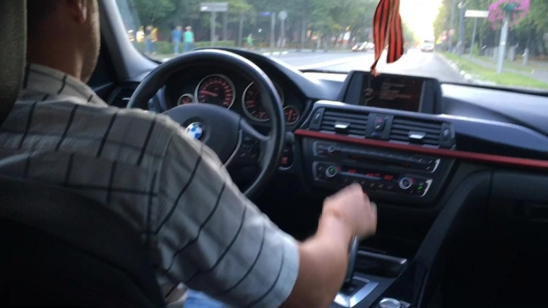 БМВ 320d х-drive