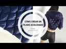 Cómo crear una tela acolchada | Akali K/DA Cosplay Fabric Tutorial