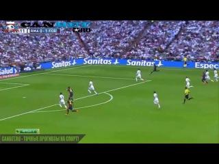 Реал Мадрид 3-1 Барселона (Обзор и Все голы)
