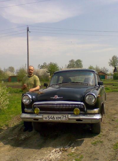 Владимир Прожевальский, 13 августа 1968, Узловая, id145878496