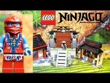 Lego Ninjago 70590 Аэроджитцу поле битвы. Обзор конструктора Лего Ниндзяго по мультфильму Ниндзяго
