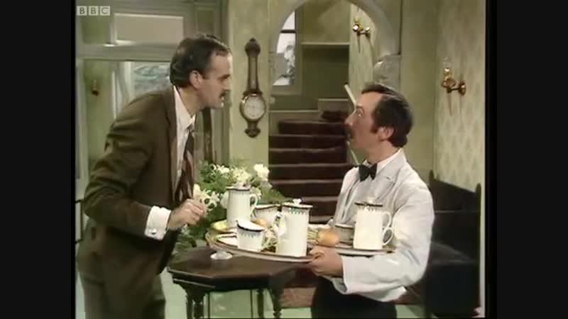 12.-BBC-Basil Gives Manuel a Language Lesson-BBC Comedy Greats