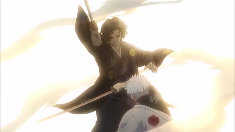 Гинтама Два сломанных меча