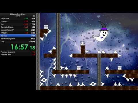 Spook Jam speedrun - 13718