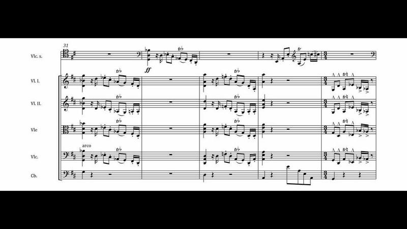 Tamás Beischer-Matyó: Suite concertante - (5/5) V. Allegro moderato