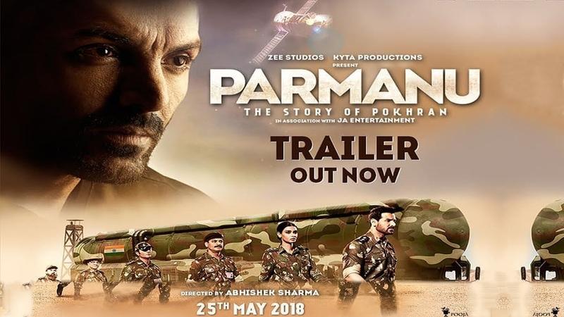 Parmanu Official Trailer   The Story Of Pokhran   John Abraham, Diana Penty, Boman Irani 2018