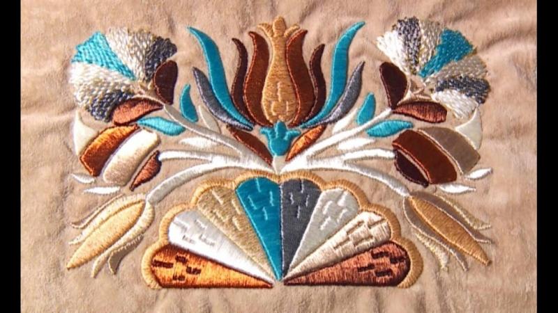 Знаток КРЫМСКОТАТАРСКОГО орнамента