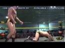 CZW: Drew Gulak vs. Chris Hero (Highlights from Cage of Death XV - CZWippv.com)