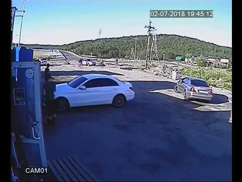 Неудачное задержание г.Мурманск