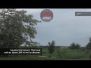 Heavy attack of DNR army against Ukro-nazi positions (Donetsk 01-06-2018)