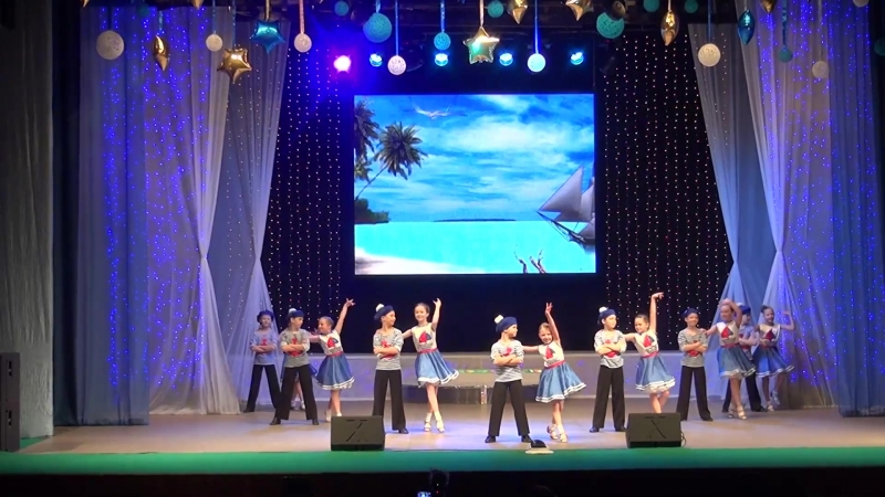 Дворец молодежи - набор воспитанников в Ансамбль бального танца Нюанс