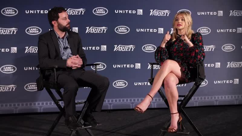 Chloë Grace Moretz The Miseducation of Cameron Post - Variety Screening Series