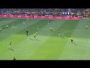 Индивидуальные действия Мануэля Аканджи в матче против «Ганновера»