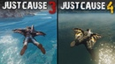 Just Cause 4 vs Just Cause 3   Direct Comparison