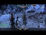 The Elder Scrolls Online - Bugged NPC Gabrielle Benele