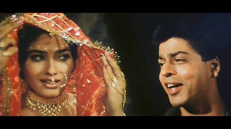 Ab Hai Neend Kise Ab Hai Chain Kahan JHANKAR HD 1080p SONG MOVIE Zamana Deewana 1995