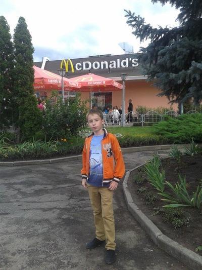 Кирилл Савин, 7 сентября , Сумы, id169653725