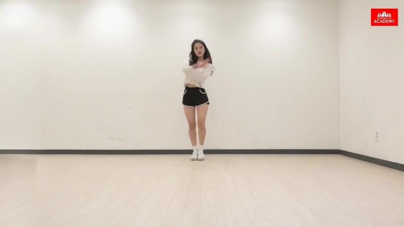[아라댄스아카데미] 프로듀스48 바나나컬쳐 김나영 오늘부터 우리는 안무영상