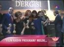 Siyaset Dergisi Yıldönümü Ödül Töreni Star Tv Melek