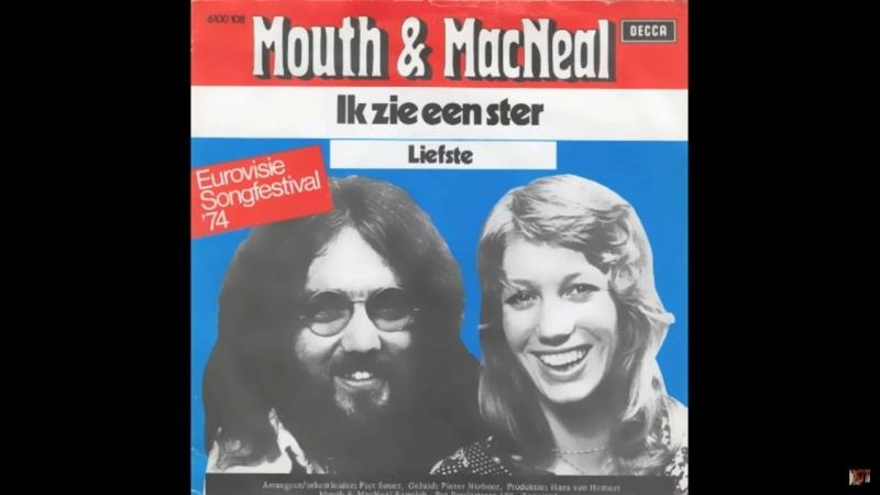 Mouth Macneal - Ik Zie N Ster (Swiftness 01.25 Version Edit.) By DECCA Records INC. LTD.